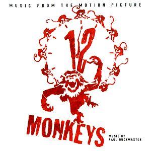 Саундтрек/Soundtrack 12 Monkeys (Twelve Monkeys)  (1995) Двенадцать обезьян