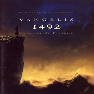 Саундтрек/Soundtrack 1492: Conquest of Paradise | Vangelis (1992) 1492: Завоевание рая | Вангелис