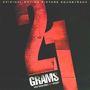 Саундтрек/Soundtrack 21 Grams