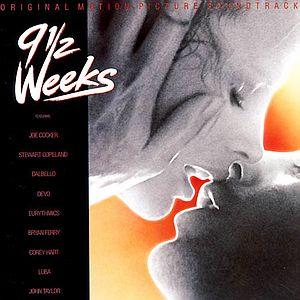 Саундтрек/Soundtrack к 9 1/2 Weeks