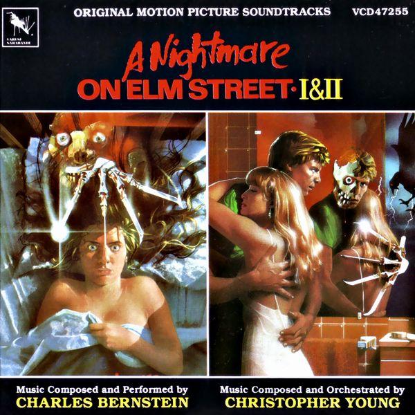 Саундтрек/Soundtrack A Nightmare On Elm Street (1984), A Nightmare on Elm Street Part 2: Freddy's Revenge (1985) | Charles Bernstein, Christopher Young | Кошмар на улице Вязов (1984), Кошмар на улице Вязов 2: Месть Фредди (1985) | Чарлз Бернстайн, Кристофер Янг