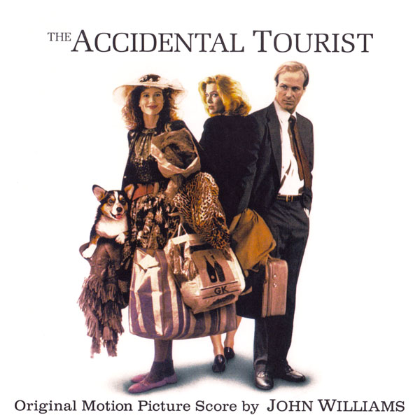 Саундтрек/Soundtrack Accidental Tourist, Stanley & Iris | John Williams (1988) (1990) Турист поневоле, Стэнли и Айрис | Джон Уильямс John Williams