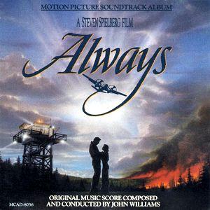 Саундтрек/Soundtrack Always | John Williams (1989)  Саундтрек | Всегда | Джон Уильямс