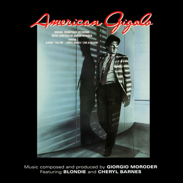 Саундтрек/Soundtrack American Gigolo | Giorgio Moroder (1980) Американский жиголо | Джорджио Мородер