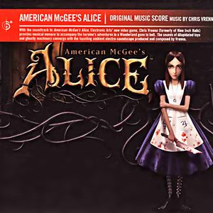 Саундтрек/Soundtrack American McGee's Alice
