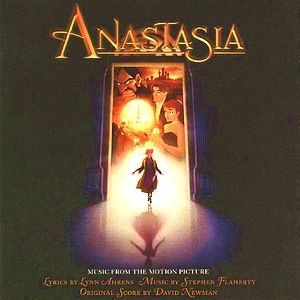 Саундтрек/Soundtrack Anastasia