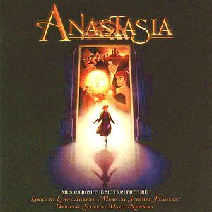 Саундтрек/Soundtrack Anastasia