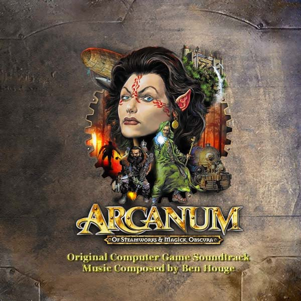 Саундтрек/Soundtrack Arcanum: Of Steamworks and Magick Obscura | Ben Houge (2001) Арканум | Бен Хоудж