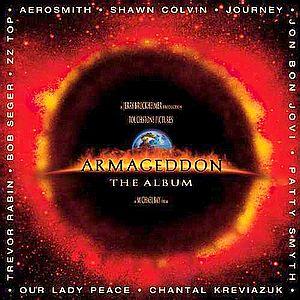 Саундтрек/Soundtrack Armageddon