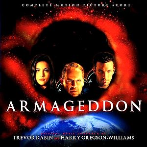 Саундтрек/Soundtrack Armageddon score