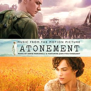 Саундтрек/Soundtrack Atonement