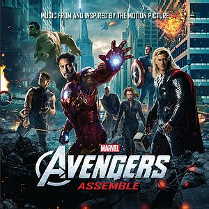 Саундтрек/Soundtrack  Avengers, The (Avengers Assemble) (2012) Мстители