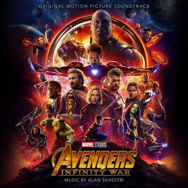 Саундтрек/Soundtrack Avengers: Infinity War | Alan Silvestri (2018) Мстители: Война бесконечности | Алан Сильвестри