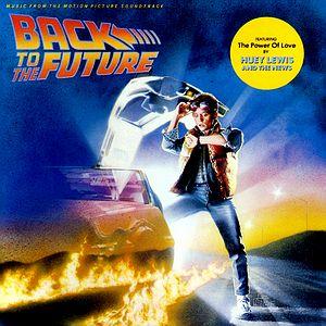 Саундтрек/Soundtrack Back to the Future (1985) Назад в будущее