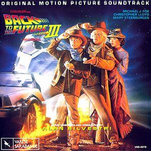 Саундтрек/Soundtrack Back to the Future Part III (1990)Назад в будущее 3