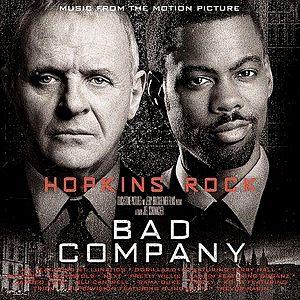 Саундтрек/Soundtrack Bad Company (promo score) | Trevor Rabin (2002) Плохая компания | Тревор Рэбин