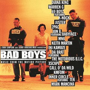 Саундтрек к Bad Boys