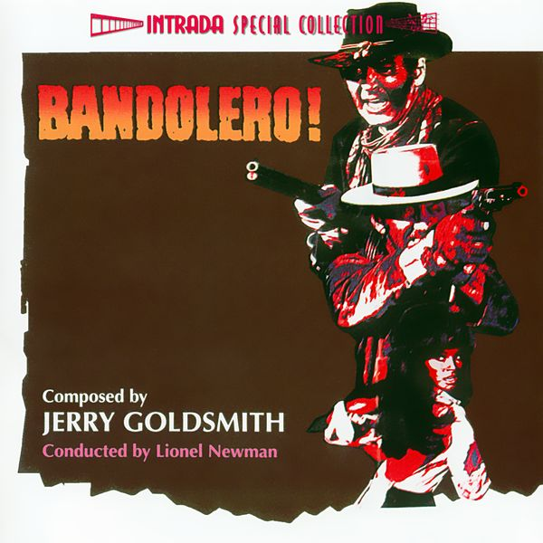 Саундтрек/Soundtrack Bandolero! | Jerry Goldsmith (1968) Бандолеро! | Джерри Голдсмит