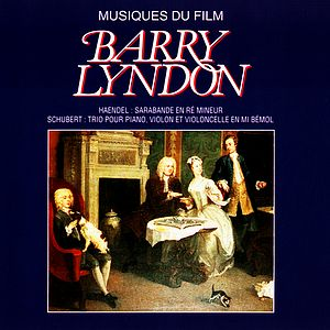 Саундтрек/Soundtrack Barry Lyndon (1975) Барри Линдон