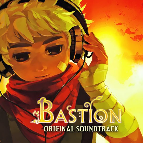 Саундтрек/Soundtrack Bastion | Darren Korb 2011 Оплот | Даррен Корб