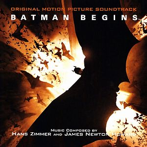 Саундтрек/Soundtrack Batman Begins| James Newton Howard, Hans Zimmer (2005) Бэтмен: Начало | Джеймс Ньютон Говард, Ханс Цимер