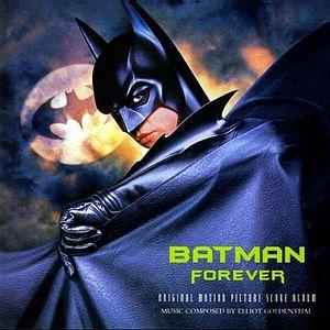 Музыка из фильма/Score Batman Forever (1995) Бэтмэн навсегда