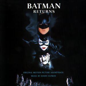Саундтрек/Soundtrack Batman Returns | Danny Elfman (1992) Бэтмэн Возвращается