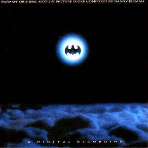 Score | Batman | Danny Elfman (1989) Бэтмэн (Бэтман) | Дэнни Эльфман