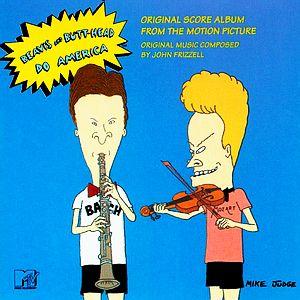 Саундтрек/Soundtrack Beavis and Butt-Head Do America (1996) Бивис и Батт-Хед уделывают