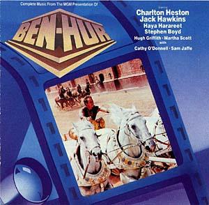 Саундтрек/Soundtrack к Ben-Hur