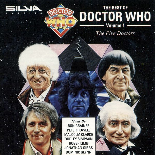 Саундтрек/Soundtrack Dr. Who: The Best Of Doctor Who, Volume 1: The Five Doctors