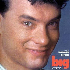 Саундтрек/Soundtrack Big | Howard Shore (1988) Большой | Говард Шор