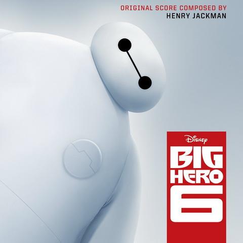 Саундтрек/Soundtrack Big Hero 6 | Henry Jackman (2014) Город героев | Генри Джекмен