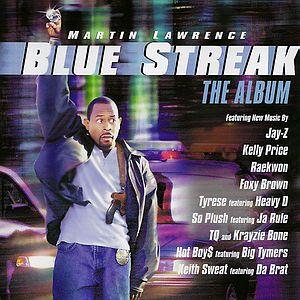 Саундтрек/Soundtrack Blue Streak (1999) Бриллиантовый полицейский