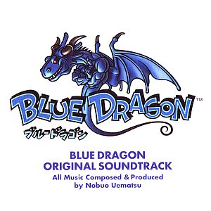 Саундтрек/Soundtrack Blue Dragon (2006)