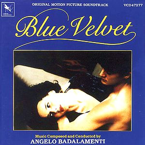 Саундтрек/Soundtrack Blue Velvet