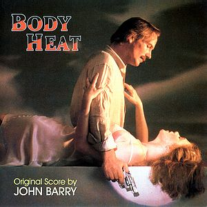 Саундтрек/Soundtrack Body Heat | John Barry (1981) Жар тела | Джон Барри