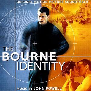 Саундтрек/Soundtrack Bourne Identity, The | John Powell (2002) Идентификация Борна | Джон Пауэлл