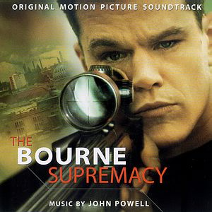 Саундтрек/Soundtrack The Bourne Supremacy | John Powell (2004) Саундтрек | Превосходство Борна | Джон Пауэлл