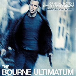 Саундтрек/Soundtrack Bourne Ultimatum | John Powell (2007) Саундтрек | Ультиматум Борна | Джон Пауэлл