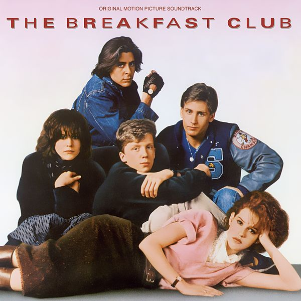Саундтрек/Soundtrack Breakfast Club, The | Various Artists (1985) Клуб Завтрак