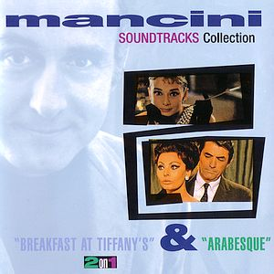 Саундтрек/Soundtrack Breakfast At Tiffany's & Arabesque
