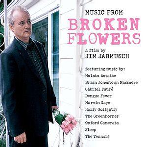 Саундтрек к Broken Flowers