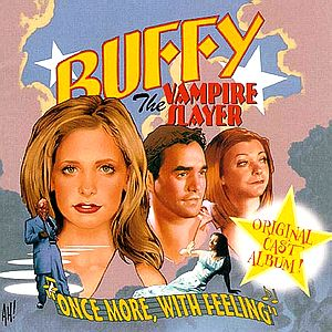 Саундтрек/Soundtrack к Buffy the Vampire Slayer - Once More, with Feeling