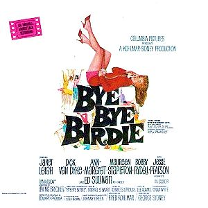 Саундтрек/Soundtrack Bye Bye Birdie
