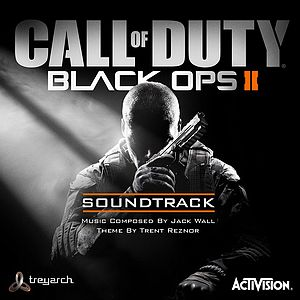 Саундтрек/Soundtrack Call of Duty: Black Ops II | Jack Wall & Trent Reznor  2012 Трент Резнор, Джек Уолл