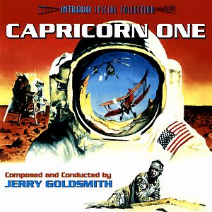 Саундтрек/Soundtrack Capricorn One | Jerry Goldsmith (1977) Козерог один | Джерри Голдсмит