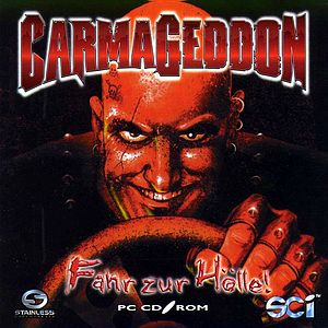 Саундтрек/Soundtrack Carmageddon (1997) Кармагедон