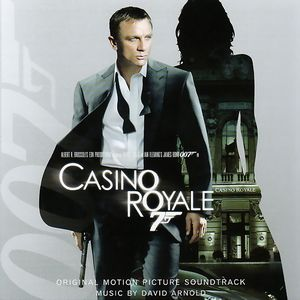 Саундтрек/Soundtrack Casino Royale (James Bond 007) Казино Рояль
