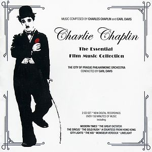 Саундтрек/Soundtrack Charlie Chaplin - The Essential Film Music Collection | Charlie Chaplin, Carl Davis (2006) Чарли Чаплин, Карл Дэвис